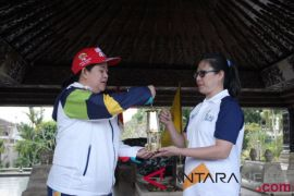 Kirab obor Asian Games singgah di makam Bung Karno, ini kata Puan