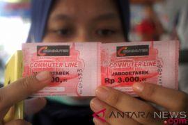 Tiket KRL gratis dibantah KCI