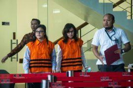 KPK panggil dua tersangka suap DPRD Sumut