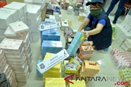 BBPOM Yogyakarta sita 2.907 produk kosmetik