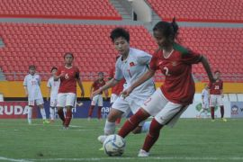 Thailand, Australia, Vietnam dan Myanmar ke semifinal Piala AFF Putri