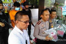 Oknum ormas Karawang pelaku pemerasan ditangkap