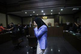 Rita Widyasari dieksekusi ke Lapas Pondok Bambu