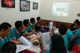 """Belasan wartawan-humas DPRD Jambi """"serbu"""" Antara Bali"""