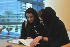 Perempuan Arab Saudi untuk pertama kalinya diizinkan jadi notaris