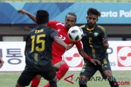 Pelatih timnas Nepal kecewa kalah dari Pakistan