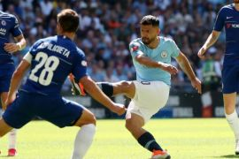 City angkat Community Shield kelima usai tundukkan Chelsea 2-0