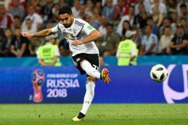 Inter dikabarkan buru jasa Ilkay Guendogan