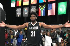 Joel Embiid bersinar tapi Tim Afrika takluk di tangan Tim Dunia
