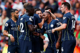 City pecundangi Arsenal di Emirates