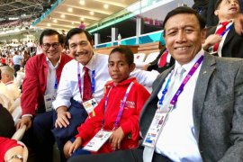 Dukung atlet Indonesia, Wiranto ciptakan lagu Asian Games 2018