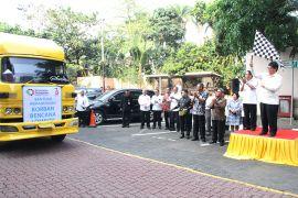 Pegawai Kemenperin kumpulkan Rp525 juta bantu pengungsi Lombok