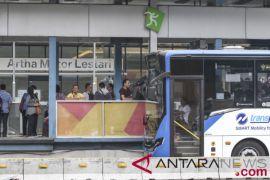 Transjakarta sediakan 350 bus untuk atlet