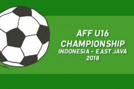 Malaysia tantang Indonesia di semifinal AFF U-16