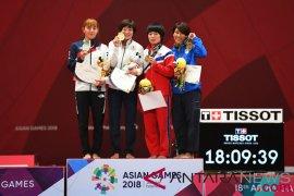 Jepang hampir dipastikan juara umum judo Asian Games 2018