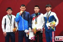 Jepang sapu empat medali di final judo Asian Games 2018