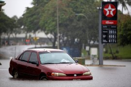 Empat orang meninggal ketika Badai Florence landa wilayah Carolina