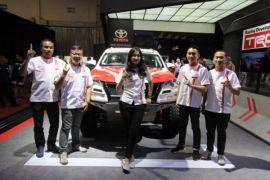 Lewat TTI , Toyota unjuk  ketangguhan kendaraan