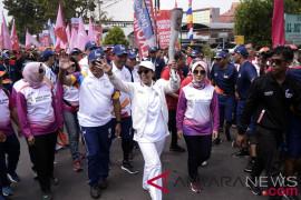 Menteri Rini cek kesiapan pelabuhan penyeberangan jelang Asian Games 2018