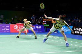 """""""Minions"""" terjegal ganda Jepang di Kejuaraan Dunia"""