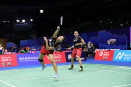 Empat ganda Indonesia lanjutkan laga dalam Kejuaraan Dunia Bulu Tangkis