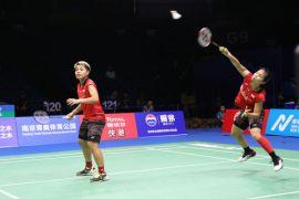 Greysia/Apriani tembus semifinal Kejuaraan Dunia 2018