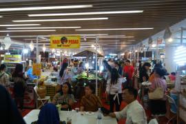 Hari ini ada festival kuliner, pameran seni, beasiswa hingga pendaftaran capres-cawapres