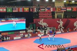 Indonesia tanpa medali di hari kedua cabang taekwondo