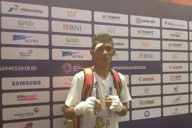 Petinju Mario Blasius merangsek ke perempat final