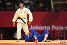 Jepang raih emas kelas beregu campuran judo