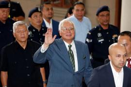 Jaksa Agung mundur tangani kasus Najib Razak