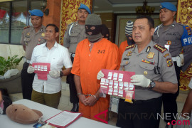 Polisi tangkap pengemudi ojek daring pengedar narkoba