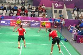 Satu ganda putri Indonesia gagal ke perempatfinal