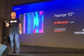 Akhirnya, Honor 10 meluncur di Indonesia