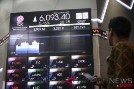 BEI resmikan pencatatan saham dua perusahaan