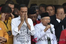 KPU belum terima daftar tim kampanye Jokowi-Ma'ruf Amin