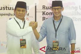 """Jakarta hari ini, pemeriksaan kesehatan Prabowo-Sandiaga sampai """"great sale"""""""