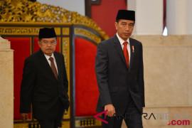 Jusuf Kalla masuk daftar tim sukses Jokowi-Ma'ruf