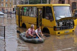 Laporan: 46 tewas, 97 hilang akibat banjir luas di Laos