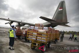 TNI segera berangkatkan C-130 Hercules ke Donggala