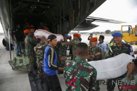 TNI AU bekerja keras buka Bandara Mutiara di Palu