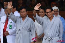 Prabowo - Sandiaga akan ke Muhammadiyah