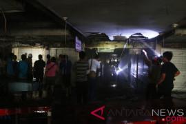 Korban kebakaran tempati Masjid Jami' Matraman