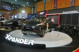 Mitsubishi kenalkan dua varian baru Xpander di GIIAS Makassar
