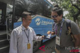 """Transjakarta sediakan 10 """"shuttle bus"""" di GBK"""