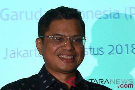 Berat, Garuda Indonesia terbang ke Amerika