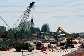 Pembebasan lahan Tol Samarinda- Balikpapan tersisa lima persen