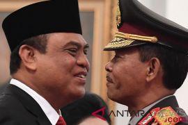 Menteri Syafruddin tegaskan bukan titipan pejabat