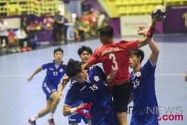 Bola tangan putra Indonesia butuh pembinaan usia dini