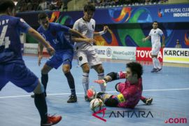 AFC Futsal Club Championship - Tim Iran kalahkan Bank Of Beirut 3-1